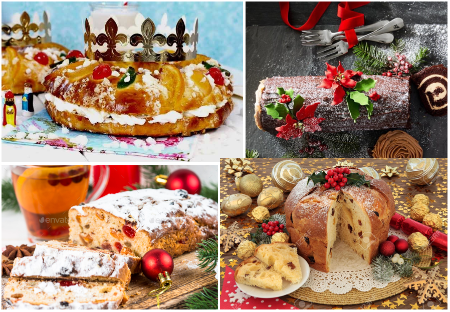 Christmas cakes around the world.png